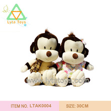 Good Quality Cute Giant Plush Monkey