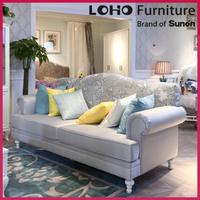 European Classical Sofa Furniture,Antique Reproduction French Style Furniture Sofa