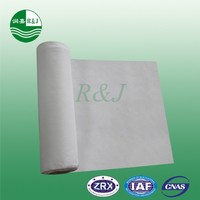 Non-woven Filter Type and PTFE Material of Filter Cloth PTFE Air Filter Fabric