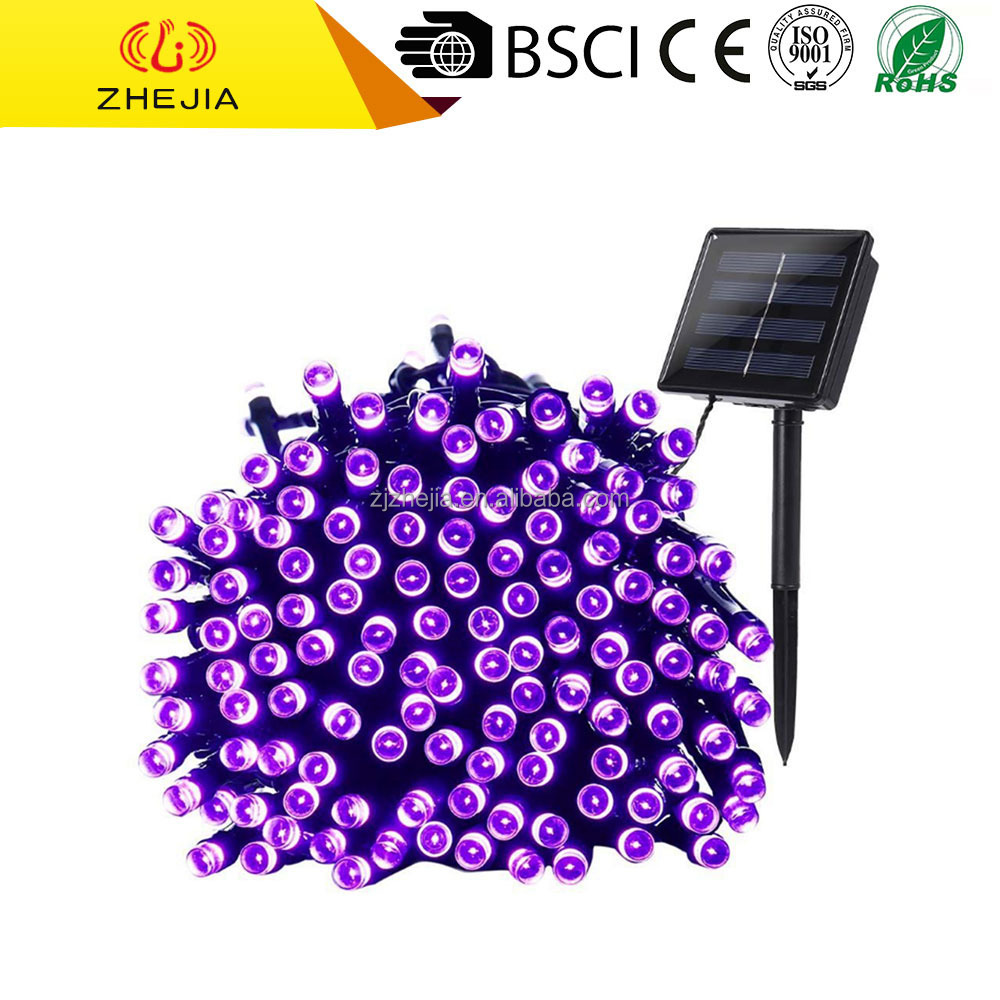 Christmas led string lights Led solar lights holiday time lights