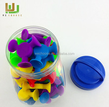 Hot New products mini toy fan small educational toy,Fancy DIY toy building for kids
