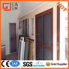 2016 New products Aluminum built-in windows with Anti Theft SS 304 Security Window