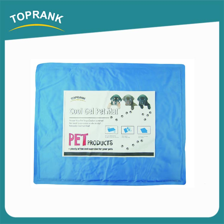 Gel Cool Pet Mat Soft Heated Dog Mat Outdoor