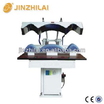 shirt iron press machine