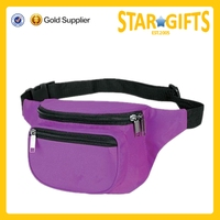 Portable Outdoor Sports Use Customized Fanny Pack Waist Bag Wholesale For Women