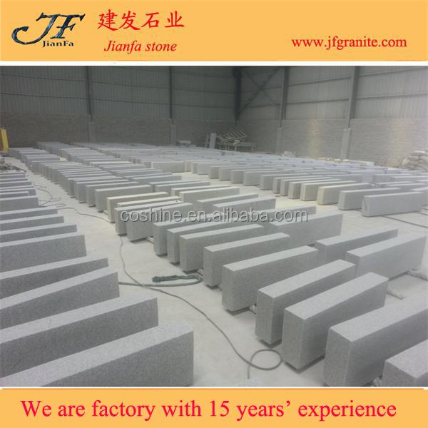 Jianfa wholesale Chinese light grey granite G603 granite from Quarry owner