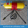 Small mini car bus engine extinguisher fire sprinkler system powder extintor