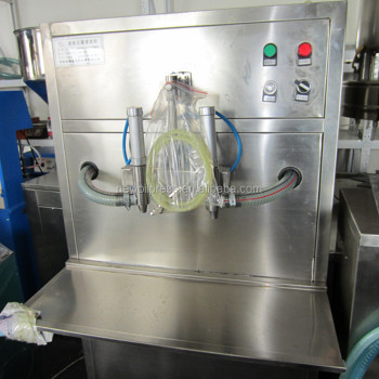 5 Liters Semi-Auto Oil Filling Machine