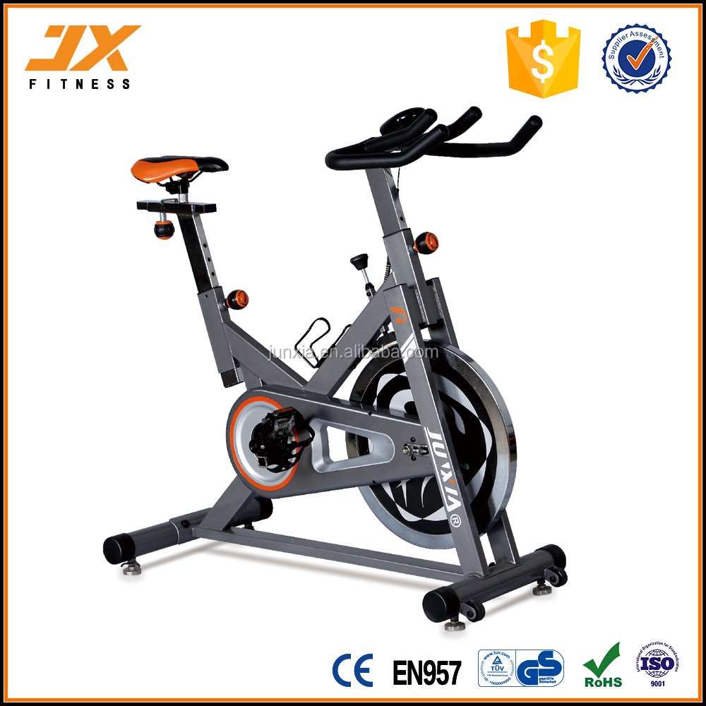 New Indoor Exercise Fitness Stationary magnetic spinning bike for home use