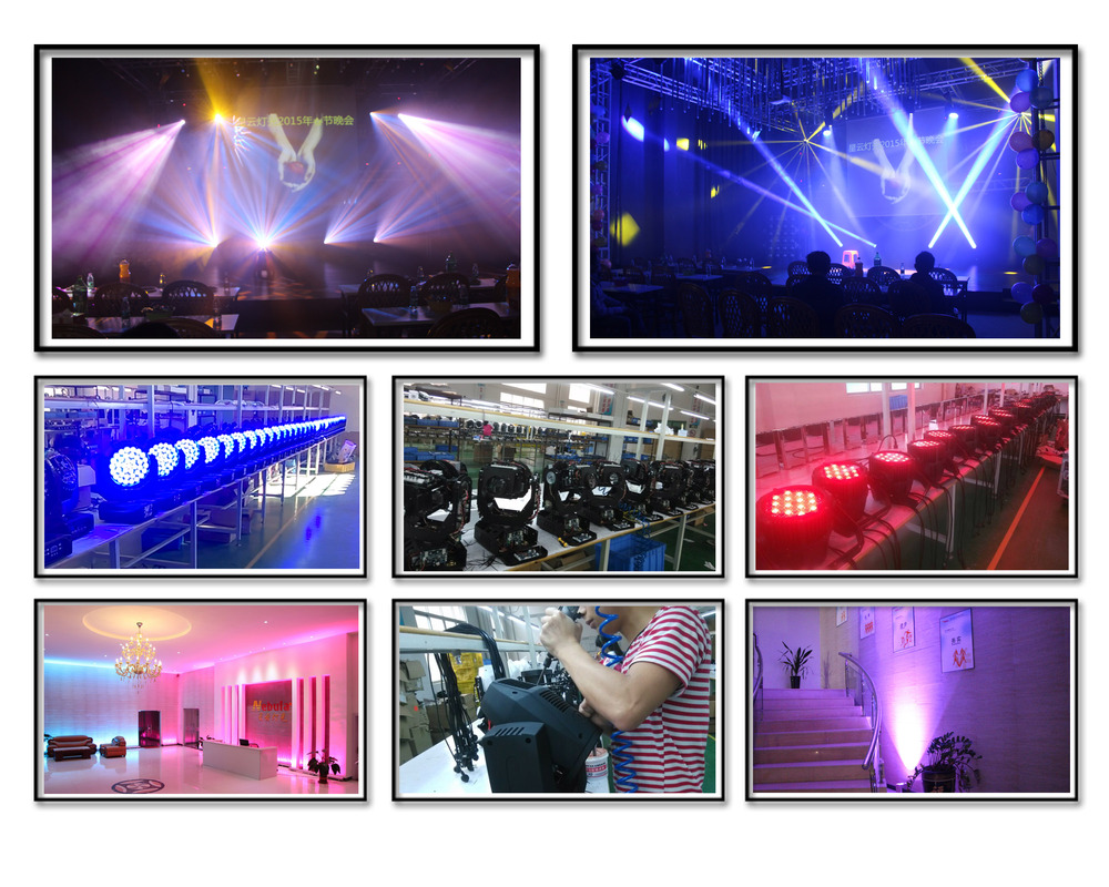 37*10w led Beam moving head light dj light disco for wedding Christmas light