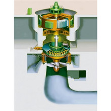High Quality Propeller Water Turbine/Hydraulic Kaplan Turbines/Kaplan Turbine Generator for Hydropower Plant