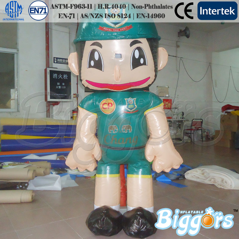 Giant Inflatable Shape Advertising Commercial Cartoon Character
