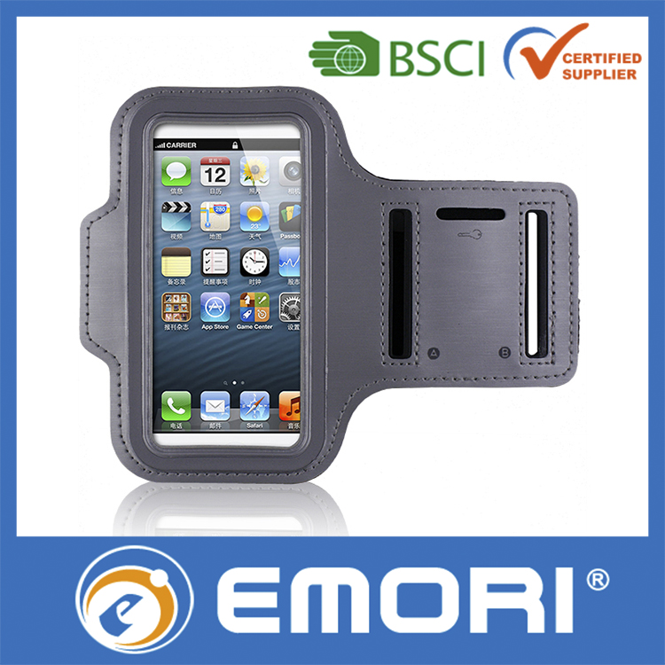 OEM factory Mobile Phone Cycling Armband