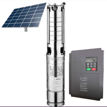 1KW -110KW solar panel water pump system automatic control through water level