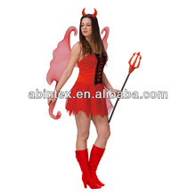 Fantasy Devil lady costume (08-516)