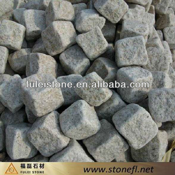 Nature Tumbled Granite Cobble