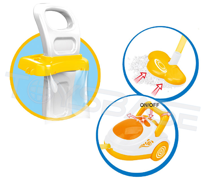 Hot Selling Kids Sanitary Ware Car Pretend Play Game Cleaning Set Toys