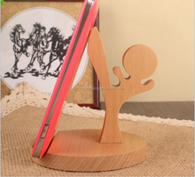 wooden funny cell phone stand holder for sale trade assurance