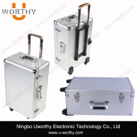 Heavy Duty Professional Aluminum Luggage Case Storage Box