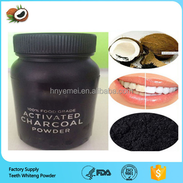 OEM Activated Charcoal Powder Teeth Whitening & Tooth Polish