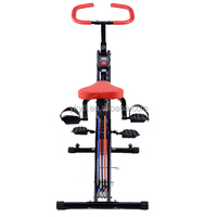 YTL-HR266 NEW Gym equipment rider total body crunch with body fat scan function