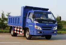 Forton forland 6 ton dump truck, small dump truck for sale