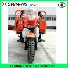 Cargo Motor Tricycle Heavy Loading Tricycle Hot Sale in Sout America and Africa
