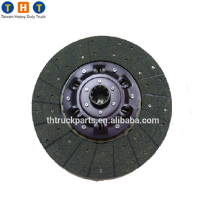 335 330hp Hino Clutch Disc Spare Auto Part