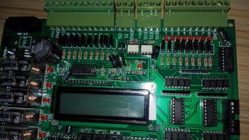 PCB assembly for elevators
