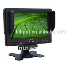 LILLIPUT 7 Inch High Brightness LCD display HD Camera Monitor