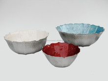 Kitchen Serving Bowl , Aluminium Serving Bowl , Enamel Salad Bowl