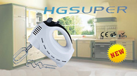200w/250w/300w wholesale kitchen appliances moulinex appliance parts hand mixer HG5501
