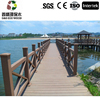 Cheap Prices Anti-UV Red Sandalwood Wpc Flooring eco-friendly wood plastic composite decking