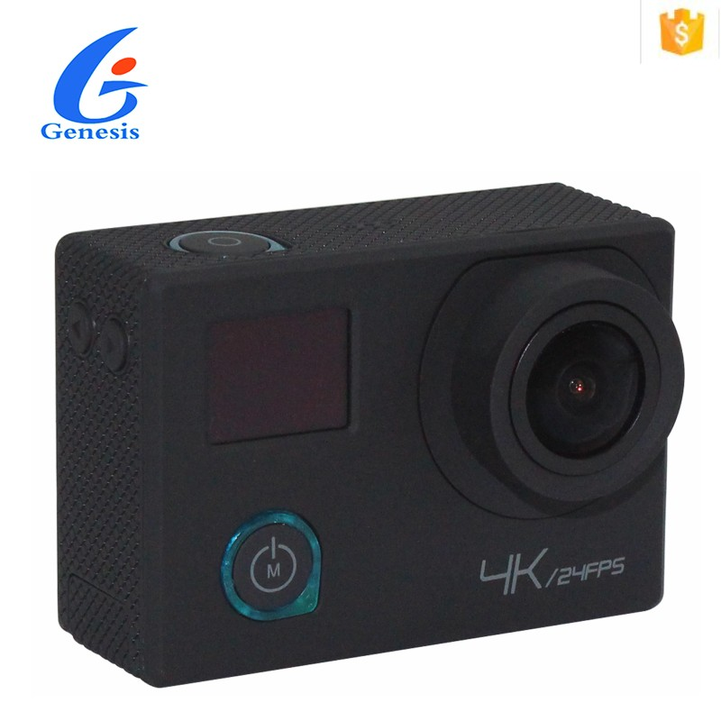 New products 2017 Novatek 96660 sport 3x video 4K wifi camera