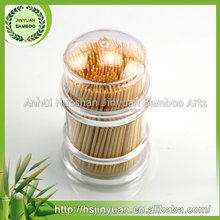 Hot new customized natural bamboo cinnamon toothpicks