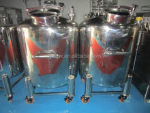 China supplier beer or other food storage drum cheese storage tank