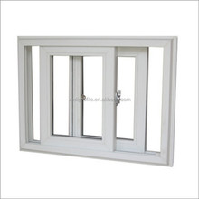 Chinese high quality upvc profile weifang noise proofing&fireproofing double glazing beads upvc profile window