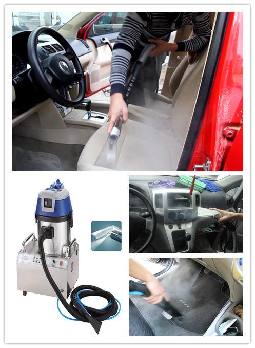 Hot vente intérieur de la voiture désinfection, tapis nettoyage de l ...
