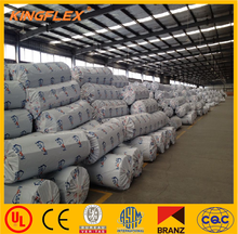 NBR PVC heat insulation building material with aluminum foil