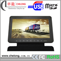 10 inch car tft lcd roof mounted monitor tv usb with car parking cam monitor