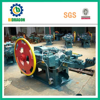 1-6 inch Automatic Wire Nail Making Machine