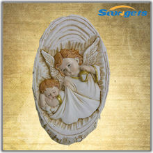 BY14Q100C3 New Products Resin Famous Religious Statues
