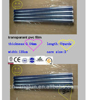 foam pvc sheet pvc cling film for food wrapping machine