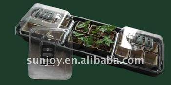 garden pot ( The Windowsill Herb Propagator Kit )