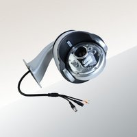 Secrity speed dome camera 360 degrees video surveillance system