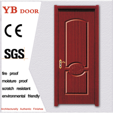 high quatity pastoral style smooth dutch designs 2016 pvc jack wood interior door