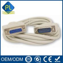 Export Quality Vga Cable Vga Rca Db15 Pin Male To Female