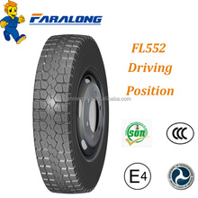 Faralong FL552 Name Tire, Bus Tire, Truck Tire Lower Price 315/80R22.5