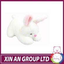 High quality plush girl toys rabbit