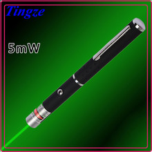Hot selling about 14mm*160mm laser pointer in green ,blue and purple color